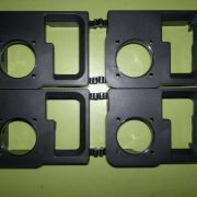 ABS plastic, injection moulding