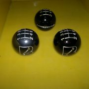 Aluminum shift lever knob, anodize finish, precise turning & machining