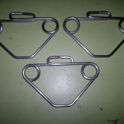 Stainless steel, bending and forming.