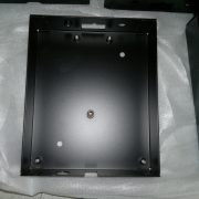 Steel + black powder coating, Chassis, Stamping, welding & assembling